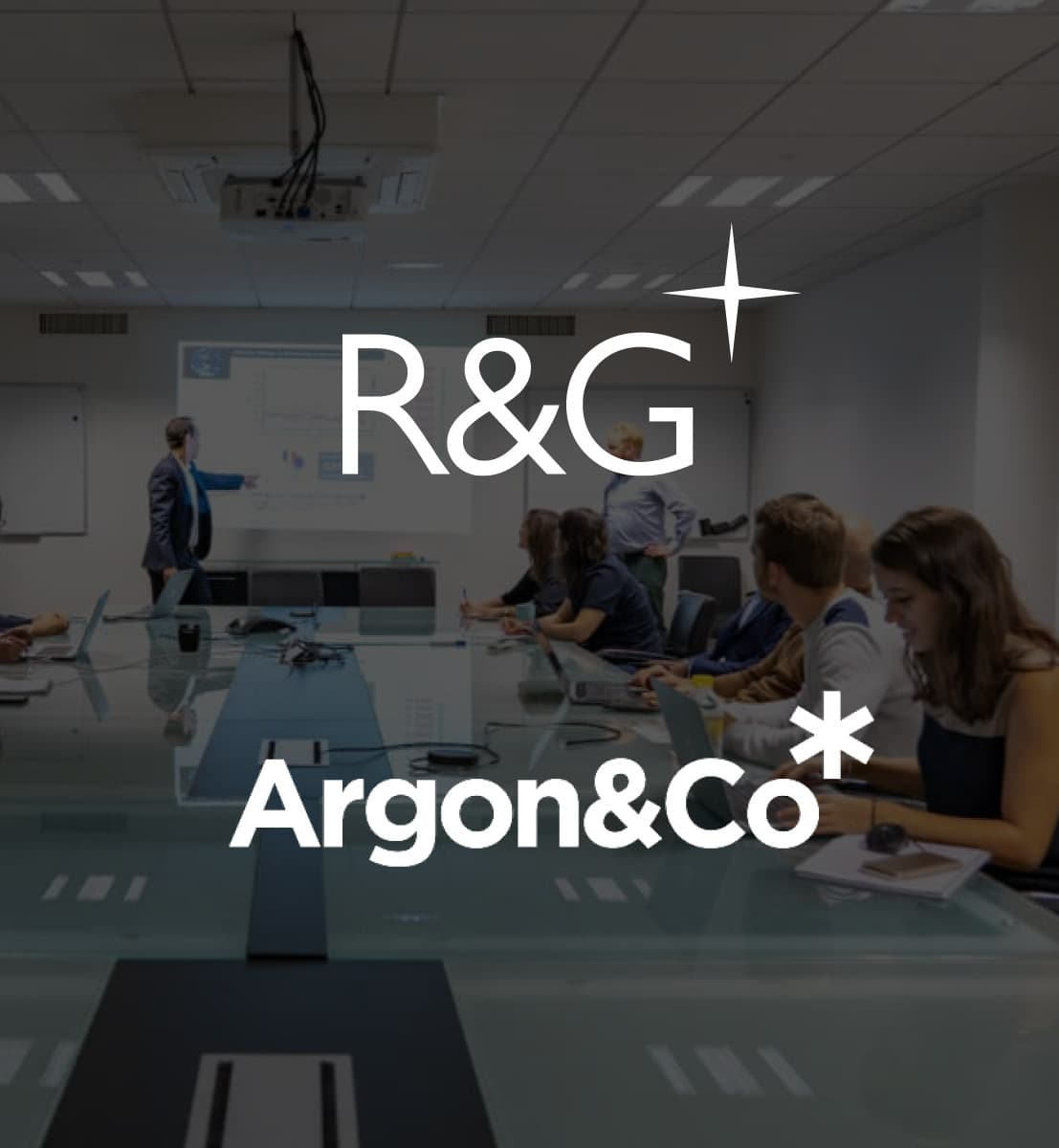 DEX international M&A advised R&G Global Consultants on the sale to Argon & Co