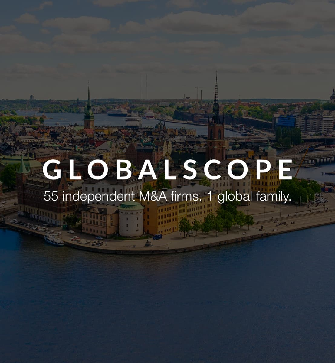 Globalscope Partners announce a new member in Sweden