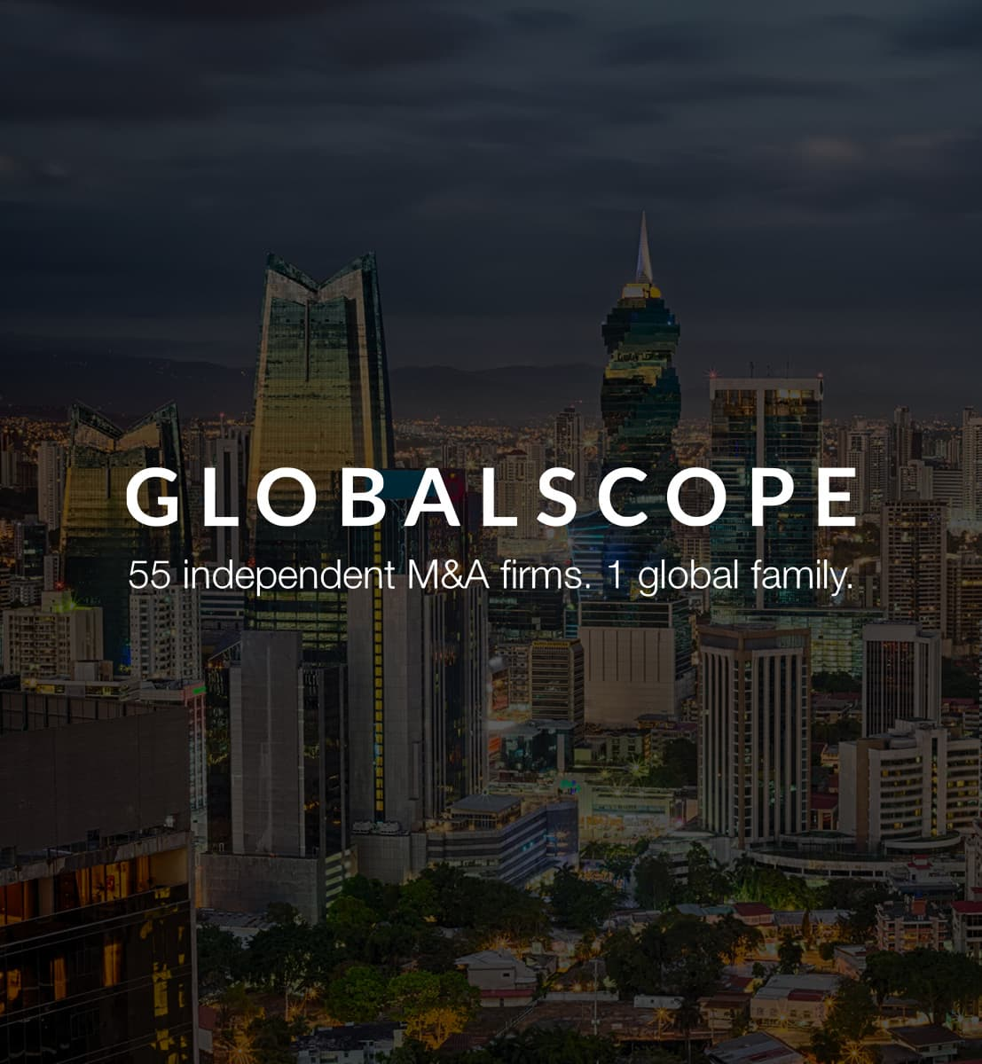 DEX international M&A wins Most Active Dealmaker-award at Globalscope conference in Panama