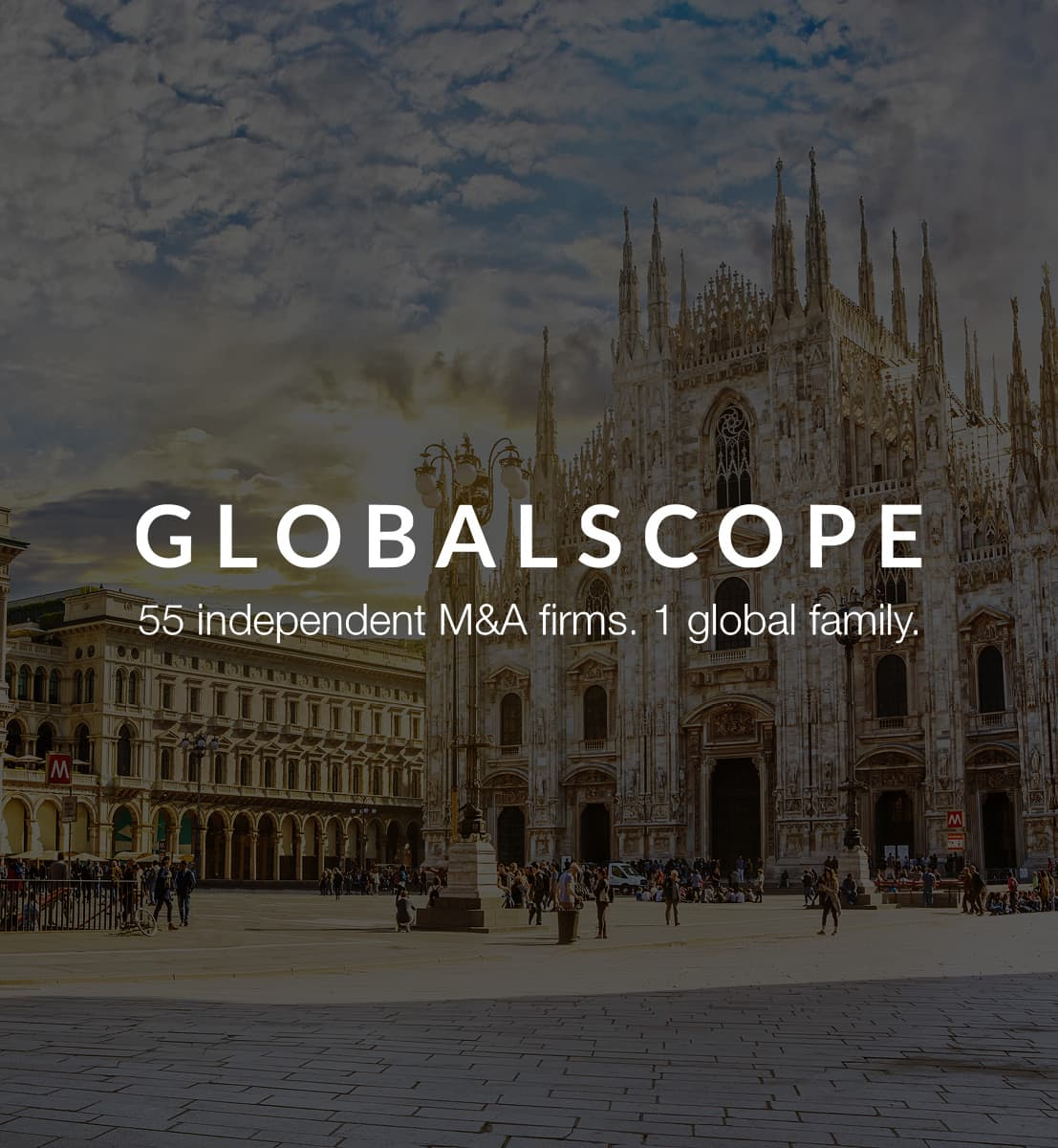 Globalscope hosts succesful international conference in Milan, Italy, and welcomes two new members