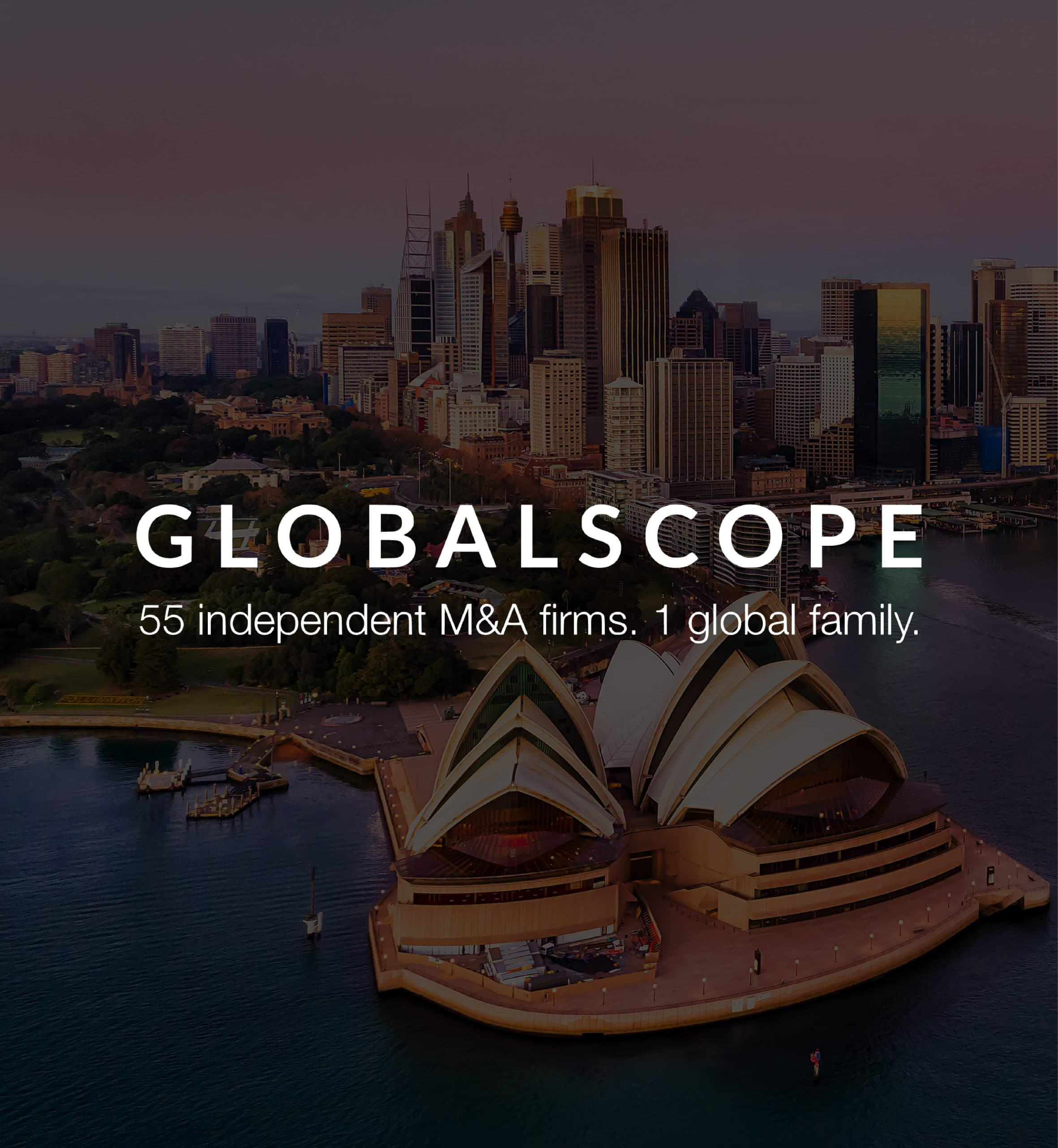 GLOBALSCOPE FALL CONFERENCE: DEX wins flagship deal award and announcement of 3 new tier-1 member firms joining the network