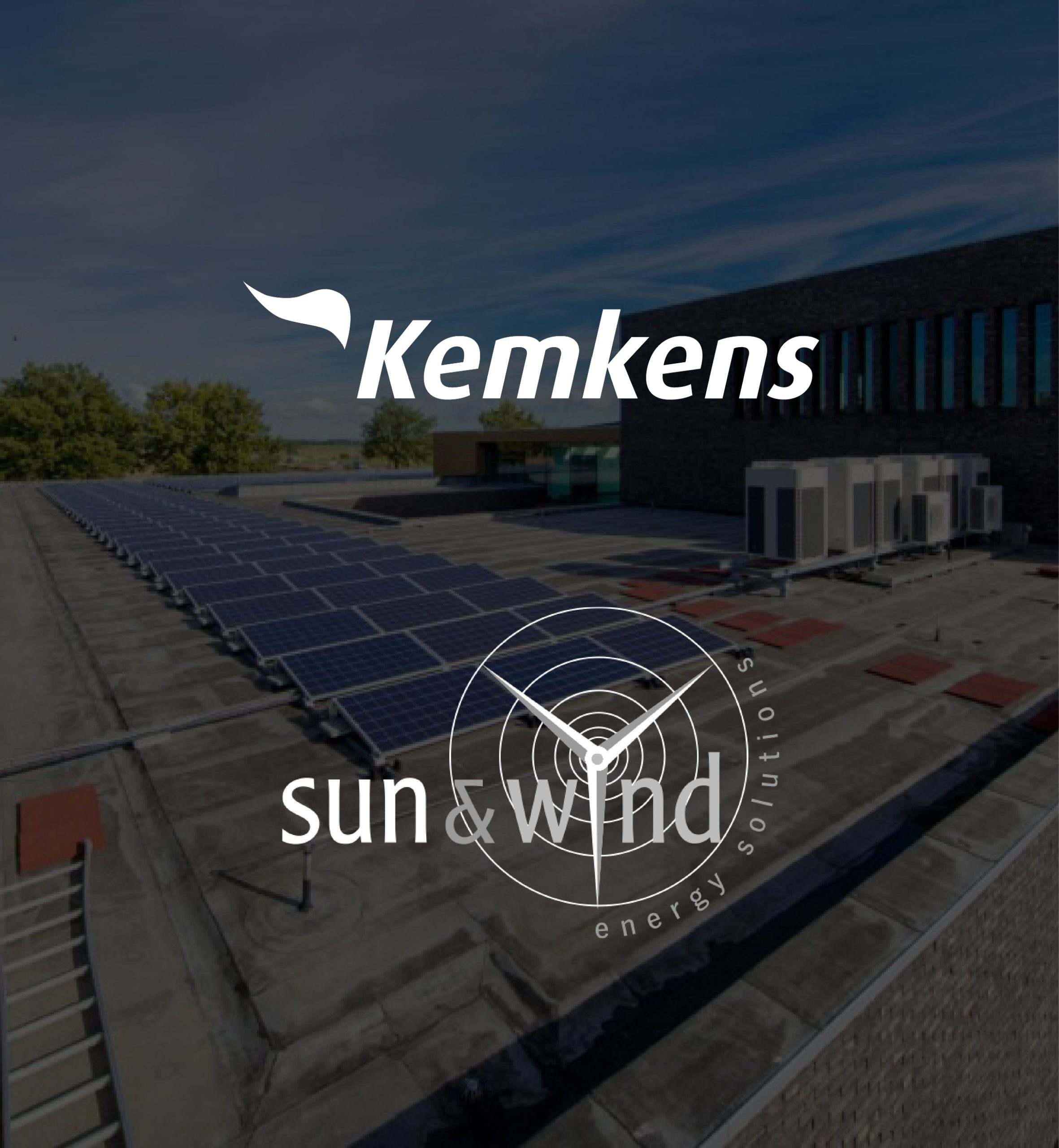 DEX international M&A advised Sun & Wind on the sale to Kemkens BV